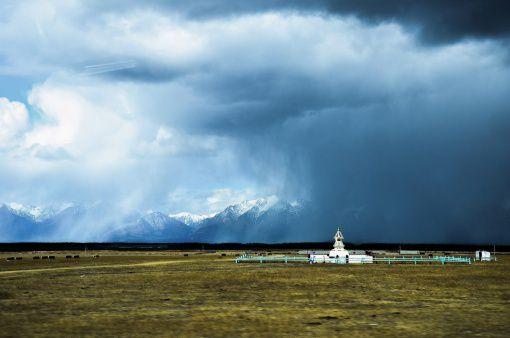 Тункинская долина, Бурятия, фото