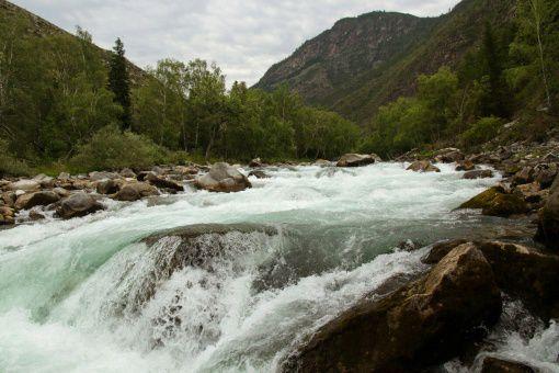 Река Кадрин, Катунь, фото