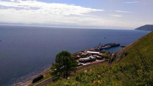 Порт, Байкал, Иркутская область, фото