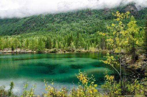 Долина лавовых озер, Бурятия, Фото