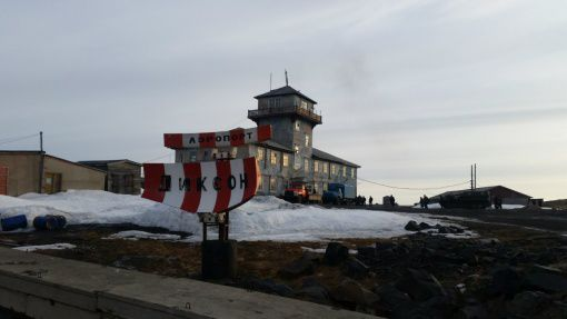 Диксон, Карское Море, Красноярский Край, фото