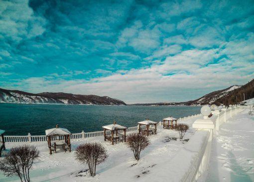 Байкал, Листвянка, фото