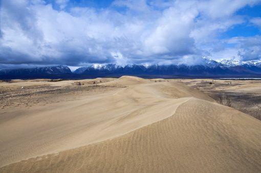 Чарские пески, Каларский район, Забайкальский край, Фото
