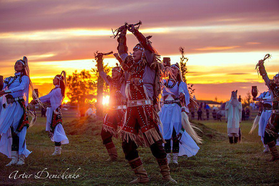Традиционный национальный праздник якутского народа ысыах отметят в москве