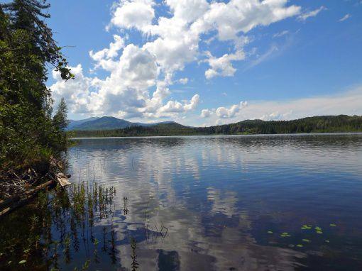 Красноярский край, озеро Убинское, фото