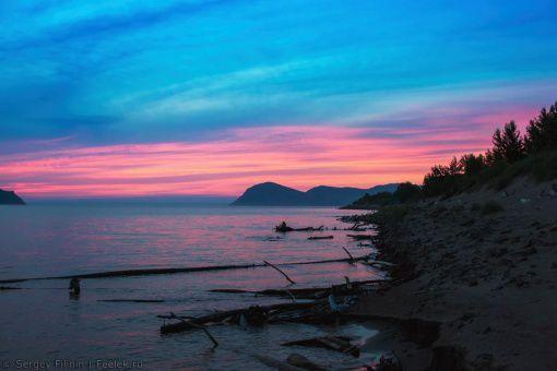 Красноярское море, Фото