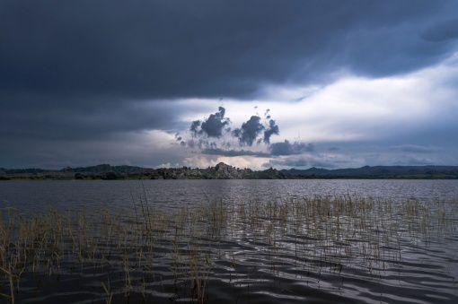 Село Саввушка, Змеиногорский район, Алтайский край, Колыванское озеро, Фото