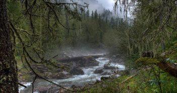 Федюшкина речка, Саяны, Тункинские гольцы, Фото
