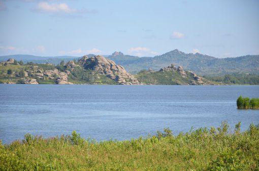 Колыванское озеро, Саввушка, Змеиногорский район, Алтайский край, фото