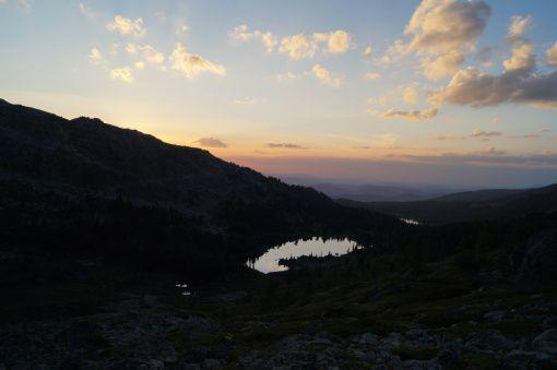 Горный Алтай, Каракольские озера, фото