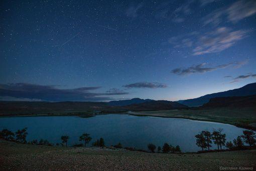 Ортолыкское озеро, Республика Алтай, фото
