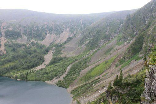 Ивановские озёра, Хакасия, фото