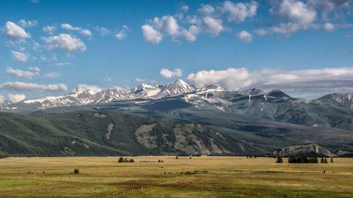 Горный Алтай, Степь Самаха, фото