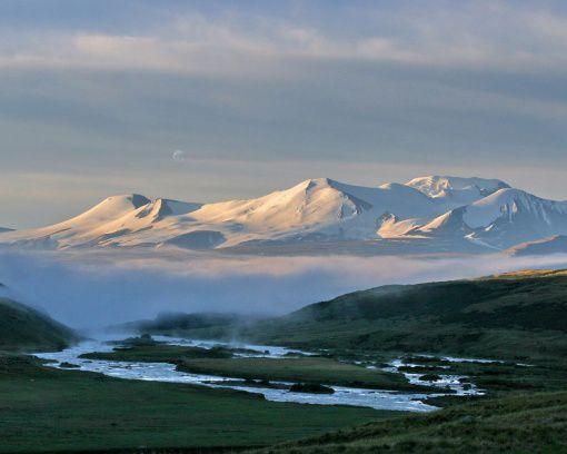 Плоскогорье Укок, Горный Алтай