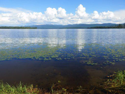 Тожу, озеро Азас, Тыва, фото