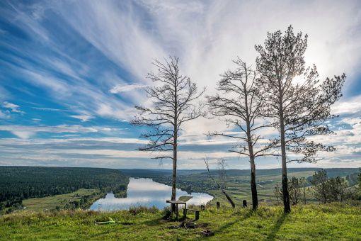 река Белая, Узкий Луг, Фото
