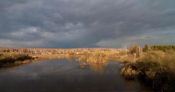 Новосибирская область, река Иня, Издревая, фото