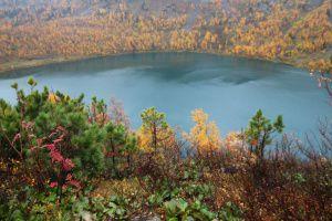 Ивановские озера, Хакасия, фото