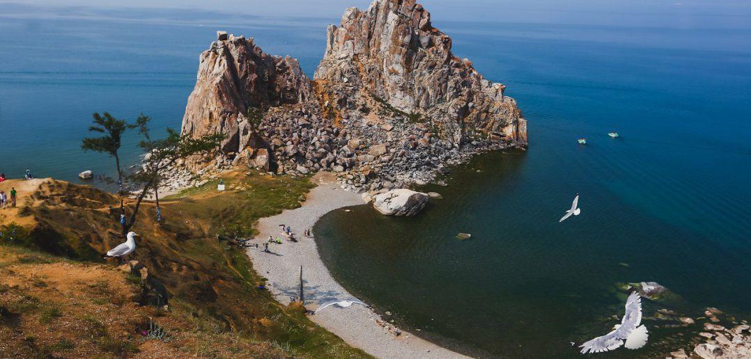 Байкал, Ольхон, Бурхан, Шаманка, фото
