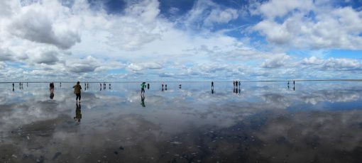 Озеро Эбейты, Омская область, фото