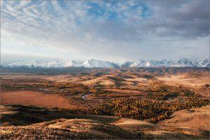 Северо Чуйский хребет, Алтай, Фото