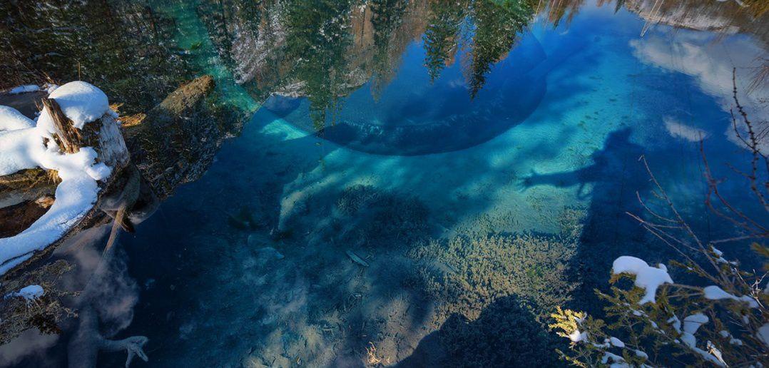 Гейзерное озеро, фото