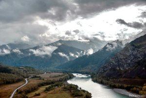 Чемал, Горный Алтай, фото