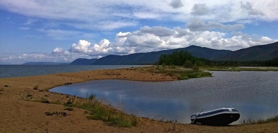 Тихая лагуна, Байкал, Бурятия, фото