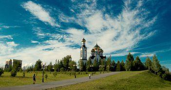 г. Нефтеюганск, ХМАО   фото: Эдуард Эскадронов