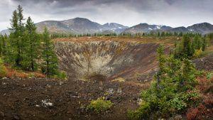Восточные Саяны, Долина Вулканов, Фото