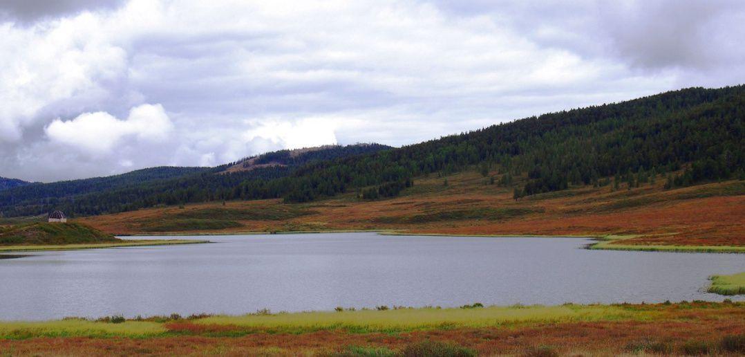 Горный Алтай, Улаганские озера, фото