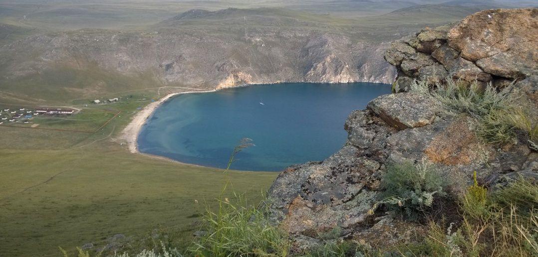 Байкал, Бухта Ая, фото