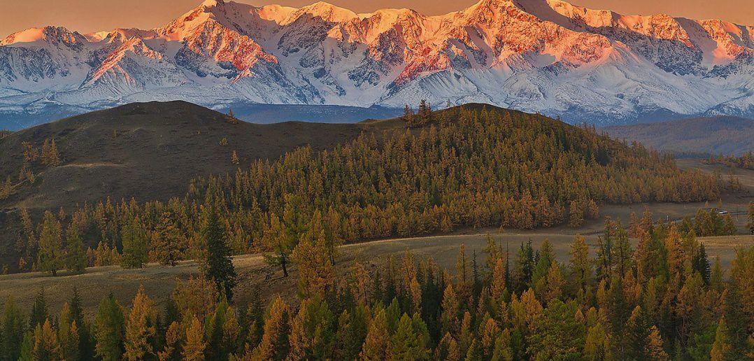 Осень, Алтай, Северо-Чуйский хребет, Фото