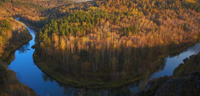 Бердские скалы, Новосибирская область Фото: Роман Воробьев