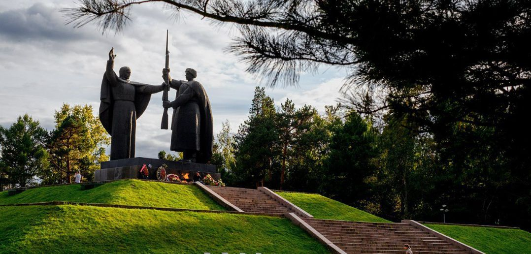 Томск, Лагерный сад, фото