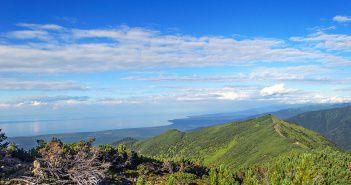 Байкал, перевал Тальцинский, Хамар-Дабан, Иркутская область, Фото