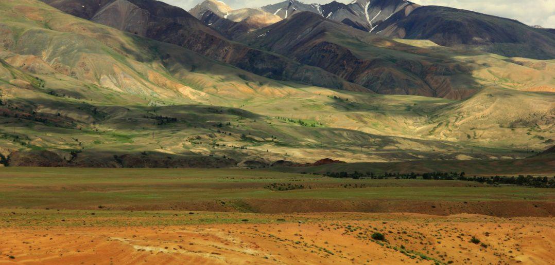 Кызыл-Чин, Алтай, Фото