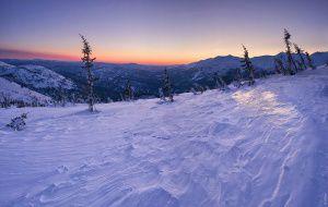 Междуказырский хребет, Поднебесные зубья, Кузнецкий Алатау, Фото