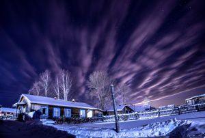 Поселок Сайга, Томская область, фото