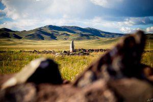 Тува, курган Аржаан-2, Фото