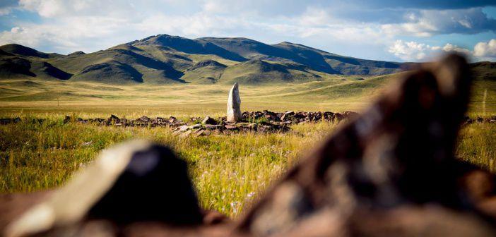 Долина скифских царей и скифское золото Тува, курган Аржаан-2  Фото: Ада Тюлюш