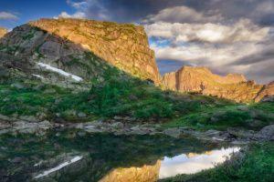 Ергаки, озеро Горных Духов, Фото