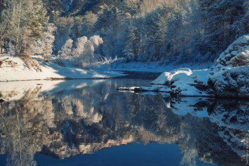 Голубые озёра, Горный Алтай, Фото