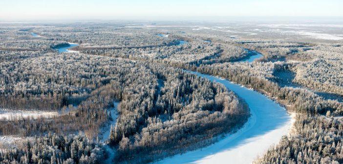 На Большом Ольховском месторождении в ХМАО зафиксирована рекордно низкая для региона температура в минус 62 градуса