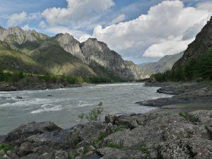 Горный Алтай, Еландинский порог, фото
