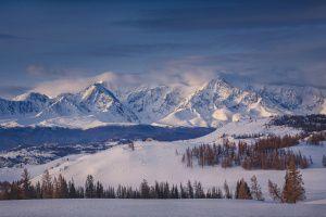 Северо-Чуйский хребет, Фото