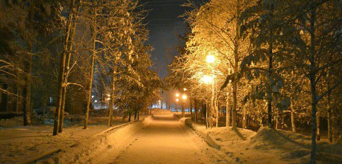 Холодно но красиво. Поселок Федоровский. Ханты-Мансийский автономный округ. Фото — Александр Маслов   фото: Александр Маслов