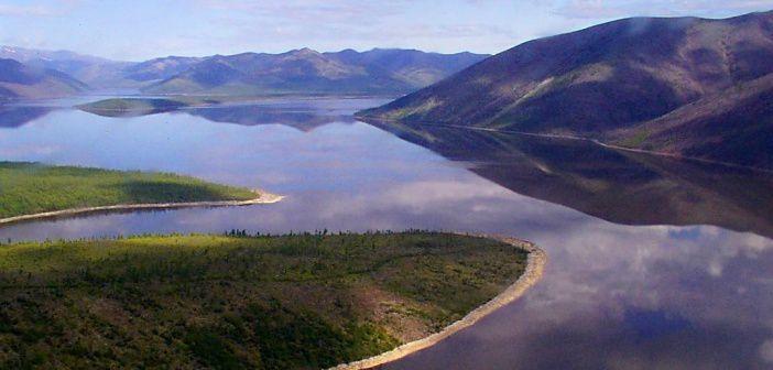 Красивейшая река Колыма является второй по величине рекой в Якутии. Фото: instagram in_ykt