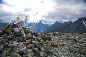 Перевал Кара-Тюрек, Алтай, фото