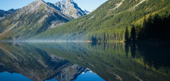Кучерлинское озеро. Алтай   фото: Григорий Колядин